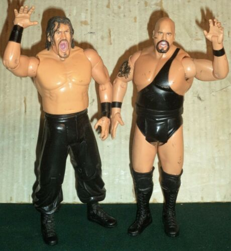 WWE FIGURE WRESTLING BIG SHOW /& GREAT Khali WWF JAKKS