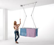 Stendibiancheria da soffitto Foxydry Mini 150, stendino verticale richiudibile