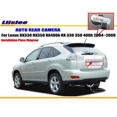 Rear View Camera For Lexus RX330 RX350 RX400h RX 330 350 2004~2009 Backup CAM