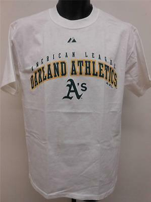 Zuversichtlich New-flawed Oakland Athletics A's Herrengrößen S-l Majestic Shirt Noch Nicht VulgäR Sport Weitere Ballsportarten