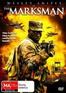 The-Marksman-DVD-2005-Wesley-Snipes-FREE-POST
