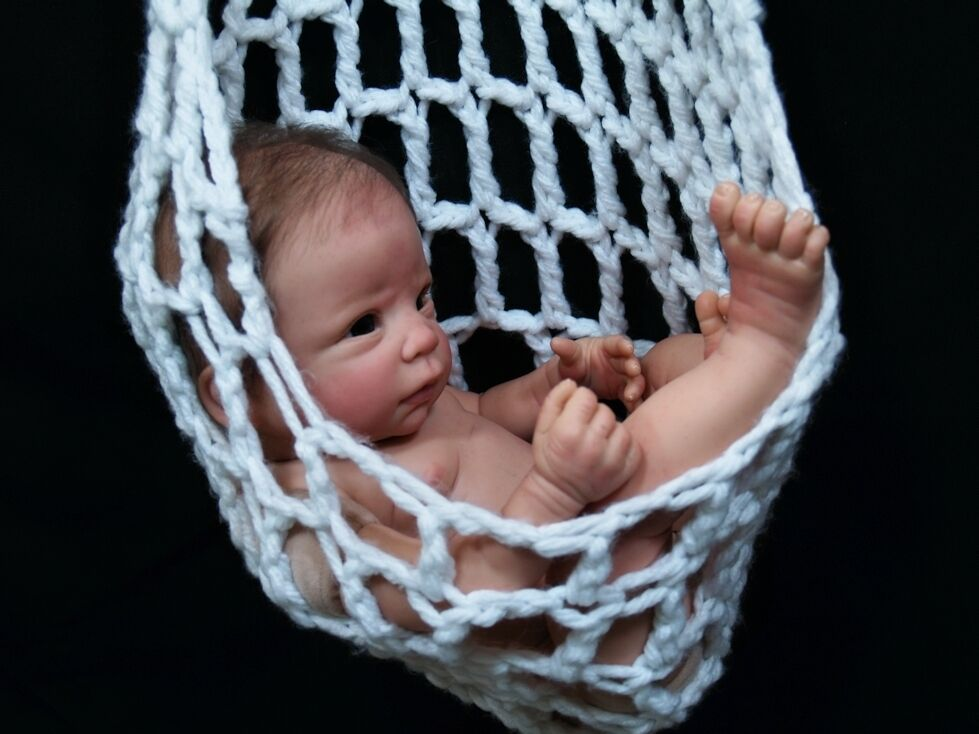 Bebés Bonnies Kit Personalizado Reborn Cuna cualquier 18 a 21 pulgadas