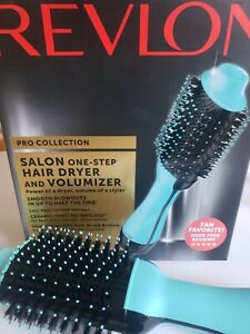 Revlon-One-Step-Hair-Dryer-Volumizer-Brush-Professional-Home-Styling-Mint