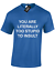 You Are literally Too Stupid to parésthésie Mens T Shirt Hangover Wolfpack Alan s-5xl