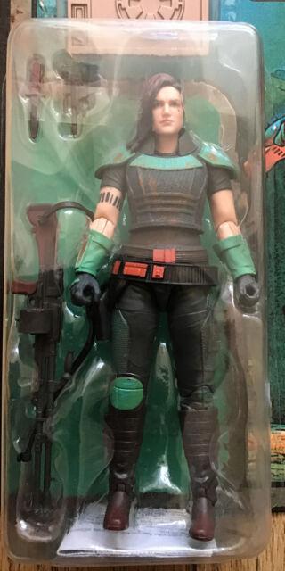 Hasbro Star Wars The Mandalorian Cara Dune 15cm Action Figure for sale online