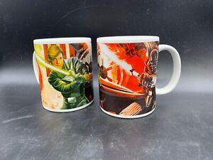 Star-Wars-Coffee-Mug-Set-Of-2-Anakin-Darth-Vader-2011-Galerie-2011