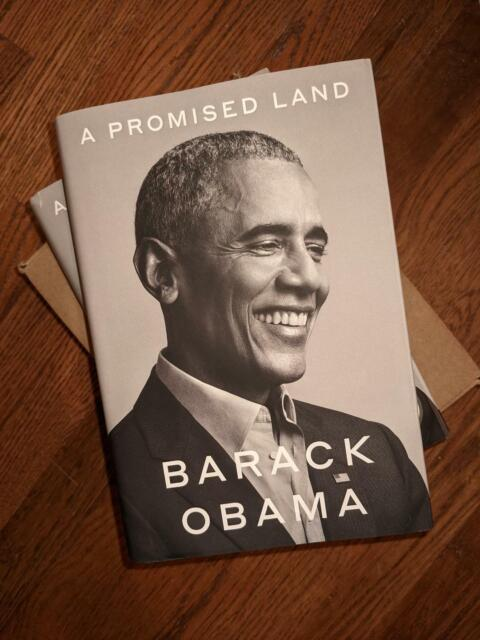 A Promised Land by Barack Obama (Hardcover, 1st Edition) - Expedited shipping