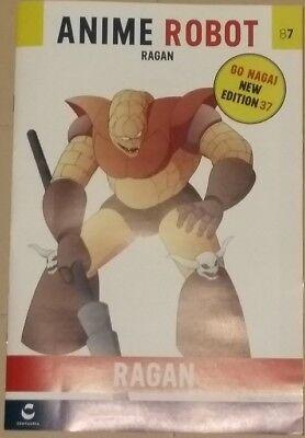 Fascicolo Ragan Anime Robot 87 (go Nagai New Edition 37) - Jeeg Robot D'acciaio