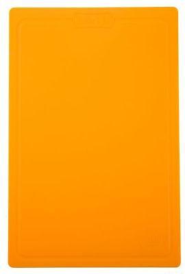 TPU Schneidbrett Orange - Classic Cutting Board L Orange