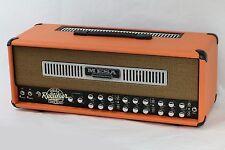 Mesa Boogie Dual Rectifier 100w RARE 3-Channel Multi-Watt CUSTOM ORANGE w TWEED