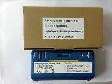 Battery for iRobot Scooba 5900 5800 380 350 385 Series  14.4V 3.5Ah or above