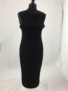 Petit Womens Black Wallis Taille Dress AIdpgxgq