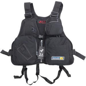 Fish-Polyester-Adult-Safety-Life-Jacket-Survival-Vest-Swim-Boating-Drifting