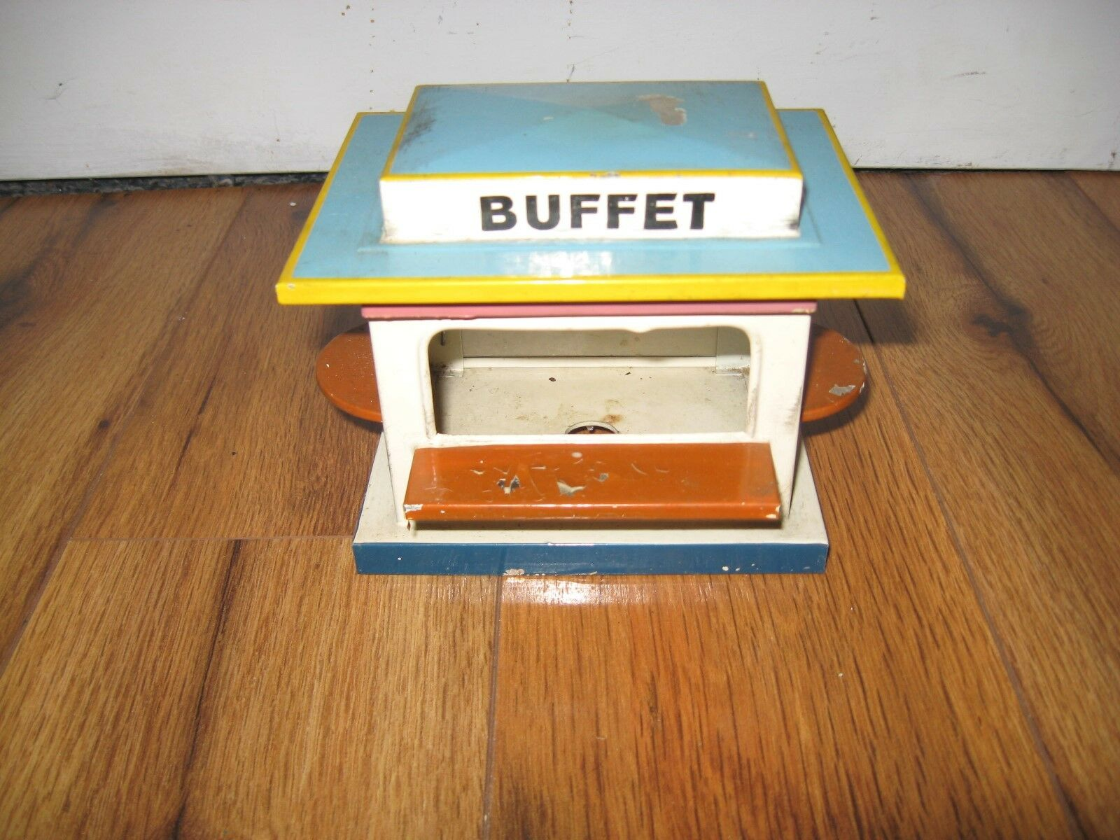 Bing O Gauge Buffet Station Stand Antique Rare Prewar Kiosk Marklin Kibri Bub