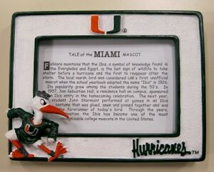 Miami-University-Hurricanes-College-Mascot-Picture-Frame-by-Talegaters
