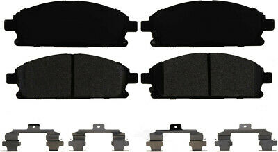 Disc Brake Pad Set-OEF3 Ceramic Rear Autopart Intl 1424-639625