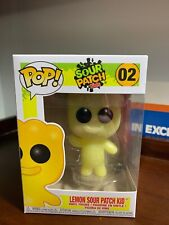 Funko Pop Yellow Candy Sour Patch Kids