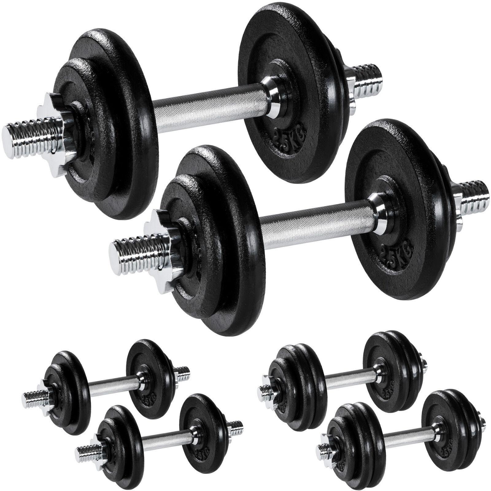 Manubri Set pesi allenamento esercizi fitness GHISA Bicipiti Allenamento Palestra