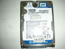 """WD Scorpio Blue 160gb WD1600BEVT-00A23T0 2061-771672-001 AE 2,5"""" SATA"""