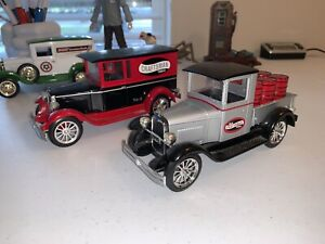 1928-28-Chevy-Truck-Car-Coin-Bank-CRAFTSMAN-Liberty-Classics-1998-1999-RARE