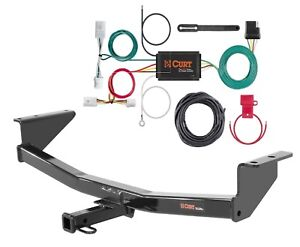 Details about Curt Cl 2 Trailer Hitch & Custom Wiring Harness for Nissan on