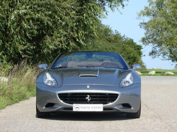 Ferrari California 4,3 F1 billede 4
