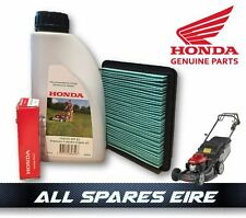 GENUINE HONDA IZY GCV135 GCV160 GCV190 LAWN MOWER SERVICE KIT OIL, FILTER,  PLUG