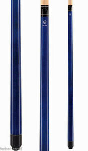 Details about BLUE MCDERMOTT LUCKY L2 Two-piece Maple Billiard Table Pool  Cue + FREE SHIPPING
