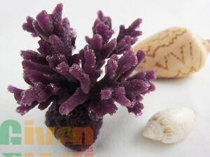 Aquarium-Fish-Tank-Silicone-Sea-Anemone-Artificial-Coral-Ornament-SH066PU