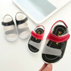 Baby-Boys-Beach-Sandals-Summer-Sneaker-Toddler-Children-Casual-Crib-Shoes-Infant