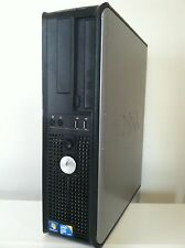 (Lot of 3) Dell Optiplex 780 DT Computer 2x 2.93GHz 4GB Windows 7 Professional