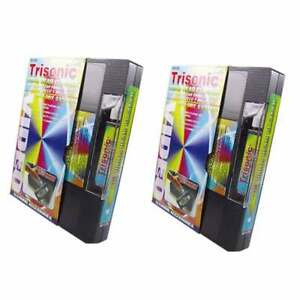 2-Head-Cleaning-Video-Tape-Cassette-For-VHS-VCR-Player-Recorder-Wet-Dry-Cleaner