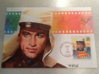 25 Cent Stamp Beau Geste 1990 FDC First Day Cover 3/23/90 Hollywood CA Postmark