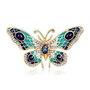 Broche Vintage De Papillon Mignon Des Femmes Broche D'animaux Corsage Bijoux 65
