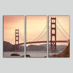 CANVAS OR PRINT WALL ART San-Francisco