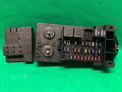 1997 97 98 FORD F150 TRUCK INTERIOR DASH FUSE BOX RELAY ...
