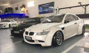 5x Bmw M3 E92 Liberty Walk 1 10 Scale Rc Body Tamiya Mst Sprint 2