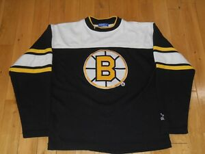 Image is loading Vintage-90s-Starter-BOSTON-BRUINS-Mens-NHL-Stitched- 32b117953