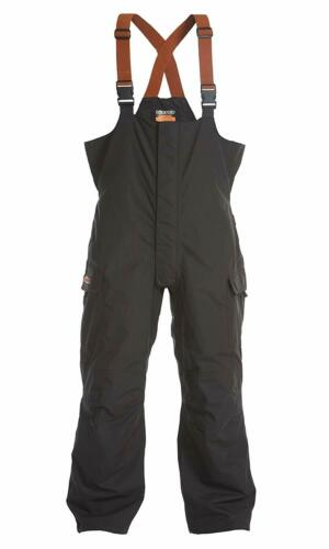 Vision Keeper Bib And Brace Black Waterproof Overtrousers £110 /'Some say the bes