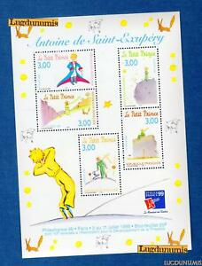 France-Bloc-N-20-Philexfrance-99-1998-Neuf-Luxe