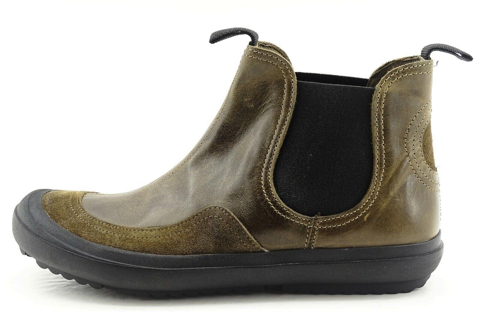 Fly London Damen Schuhe Chelsea Stiefel Leder Gr 37 FLY LONDON