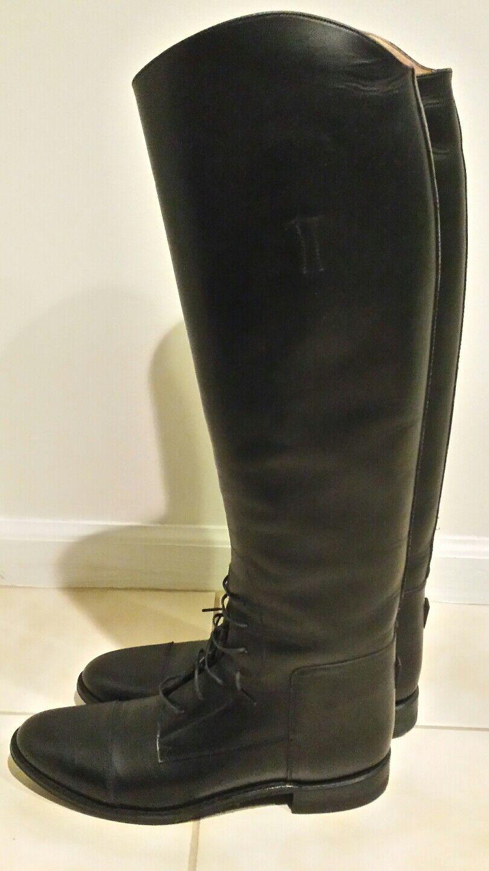 NEW damen Effingham Bond Stiefel Co. Equestrain Stiefel Style 200L Größe 8.5
