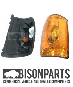 * Ford Transit MK8 2014 /> Ambre Miroir Indicateur LH baïonnette Ajustée-TRA128