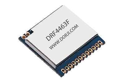 2pcs 433 MHz Si4463 sans fil RF module DRF4463F-043S pour Arduino échancrés
