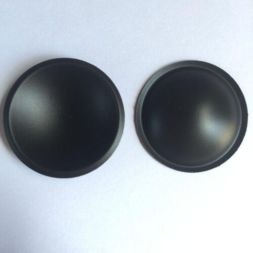 New 1Pair// 2PCS Of 54mm SPEAKER DOME DUST PP CAP Cover