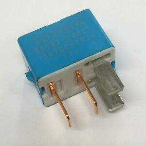 Toyota-4-Pin-Blue-A-C-Cooling-Fan-Relay-90987-02027-Denso-156700-2870-12