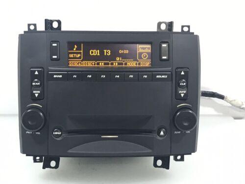 """GM803"" Cadillac Radio AM FM 6 CD Disc Player Fully Tested With Warranty"