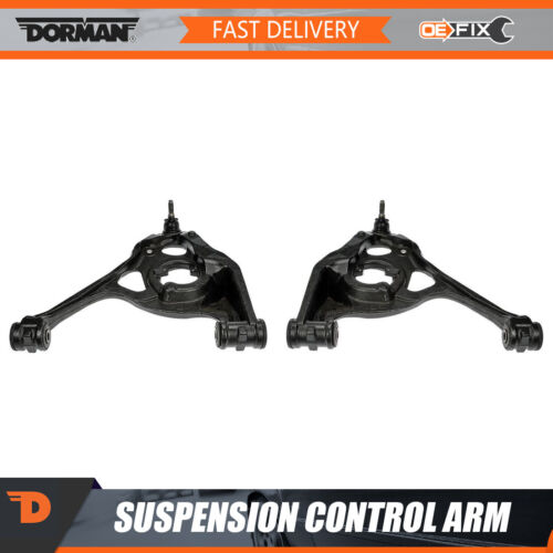 Dorman Front Lower Control Arm /& Ball Joint For 2003-2014 Chevrolet Express 1500