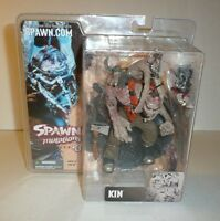 Kin Action Figure - Spawn Mutations Series 23 By Mcfarlane Toys 2003 Mutant