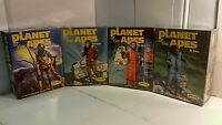 Playing Mantis aurora - Planet Of The Apes Model Kits - Set Of 4 (2000) Rare